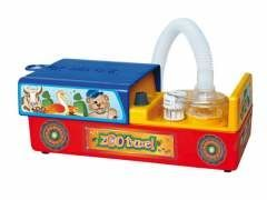 "Inhalator ultradźwiękowy SanUp Infantil  ""Zoo Travel"" (model: 3059)"