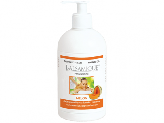 Oliwka do masażu Balsamique Professional Melon 450ml