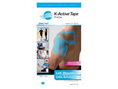 K-Active Tape PreCut Bark Lewy